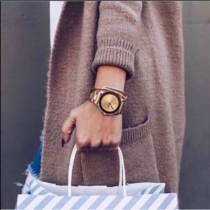 MOVADO BOLD WATCH - ROSE GOLD
